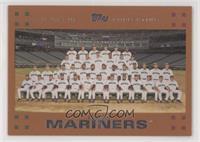 Seattle Mariners Team #/56