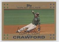 Carl Crawford #/2,007