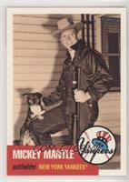 Mickey Mantle [EX to NM]