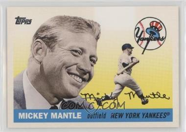2007 Topps - Mickey Mantle Story #MMS54 - Mickey Mantle