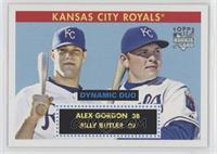 Alex Gordon, Billy Butler