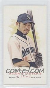 2007 Topps Allen & Ginter's - [Base] - Minis Allen & Ginter Back #300 - Ichiro Suzuki