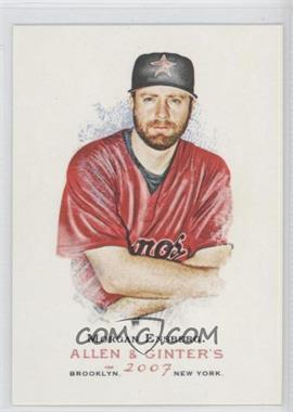 2007 Topps Allen & Ginter's - [Base] #306 - Morgan Ensberg