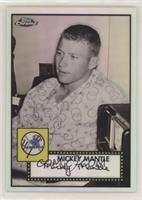 Mickey Mantle [EXtoNM] #/500