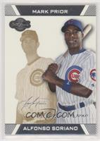 Mark Prior, Alfonso Soriano #/225