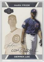 Derrek Lee, Mark Prior #/225