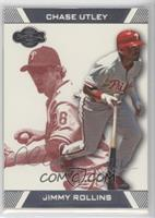 Jimmy Rollins, Chase Utley #/299