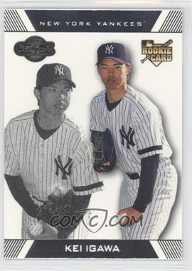 2007 Topps Co-Signers - [Base] #95 - Kei Igawa