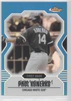 Paul Konerko #/399
