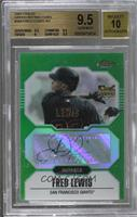 Fred Lewis /199 [BGS9.5]
