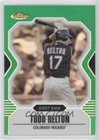 Todd Helton /199