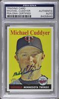 Michael Cuddyer [PSA/DNACertifiedEncased]