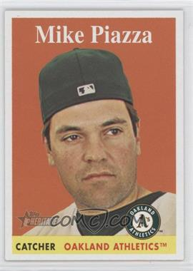 2007 Topps Heritage - [Base] #192 - Mike Piazza
