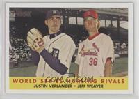 Justin Verlander, Jeff Weaver