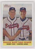 Bobby Cox, Chipper Jones