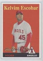 Kelvim Escobar (Yellow Player Name)