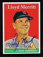 Lloyd Merritt