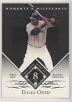David Ortiz (2004 AL Silver Slugger - 47 Home Runs) #/29