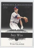 Tom Glavine (1998 NL Cy Young - 20 Wins) /29