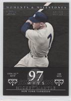 Mickey Mantle (1956 AL MVP - 188 Hits) /29
