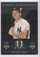 Mickey Mantle (1956 AL MVP - 132 Runs) /29