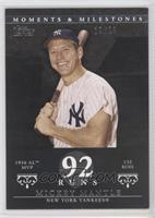 Mickey Mantle (1956 AL MVP - 132 Runs) /29