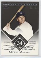 Mickey Mantle (1958 All-Star - 42 Home Runs) #/29