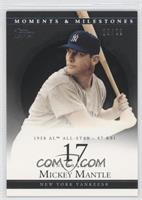 Mickey Mantle (1958 AL All-Star - 97 RBI) /29