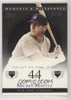Mickey Mantle (1958 AL All-Star - 97 RBI) /29
