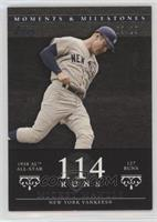 Mickey Mantle (1958 AL All-Star - 127 Runs) #/29