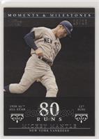 Mickey Mantle (1958 AL All-Star - 127 Runs) [EXtoNM] #/29