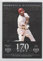 Albert Pujols (2001 NL ROY - 194 Hits) /29