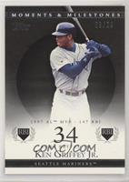Ken Griffey Jr. (1997 AL MVP - 147 RBI) [EX to NM] #/29