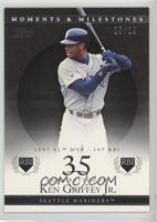 Ken Griffey Jr. (1997 AL MVP - 147 RBI) #/29