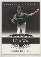 Randy Johnson (1995 AL Cy Young - 18 Wins) /29