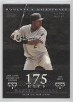 Hanley Ramirez (2006 Topps Rookie Cup Winner - 185 Hits) /29 [EX to N…