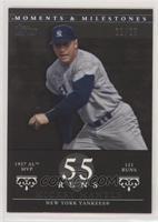 Mickey Mantle (1957 AL MVP - 121 Runs) [EXtoNM] #/29