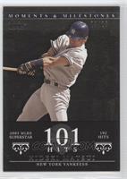 Hideki Matsui (2005 MLB Superstar - 192 Hits) #/29