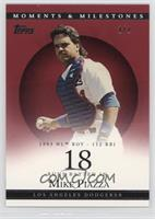 Mike Piazza (1993 NL ROY - 112 RBI) /1