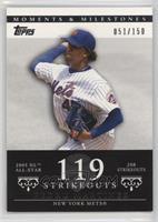 Pedro Martinez (2005 NL All-Star - 2008 Strikeouts) /150