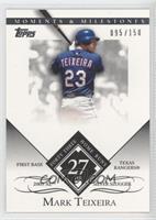 Mark Teixeira (2005 AL Silver Slugger - 43 Home Runs) /150