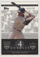 Robinson Cano (2005 Rookie Second Baseman - 34 Doubles) /150