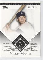 Mickey Mantle (1958 All-Star - 42 Home Runs) /150