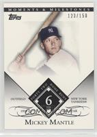 Mickey Mantle (1958 All-Star - 42 Home Runs) #/150