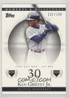 Ken Griffey Jr. (1997 AL MVP - 147 RBI) /150