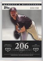 Randy Johnson (1999 NL Cy Young - 364 Strikeouts) /150