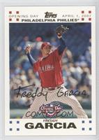 Freddy Garcia /2007