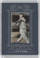 Ted Williams #/250
