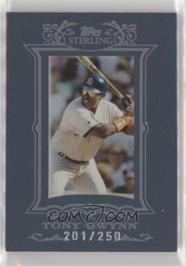 2007 Topps Sterling - [Base] #145 - Tony Gwynn /250