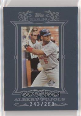 2007 Topps Sterling - [Base] #171 - Albert Pujols /250